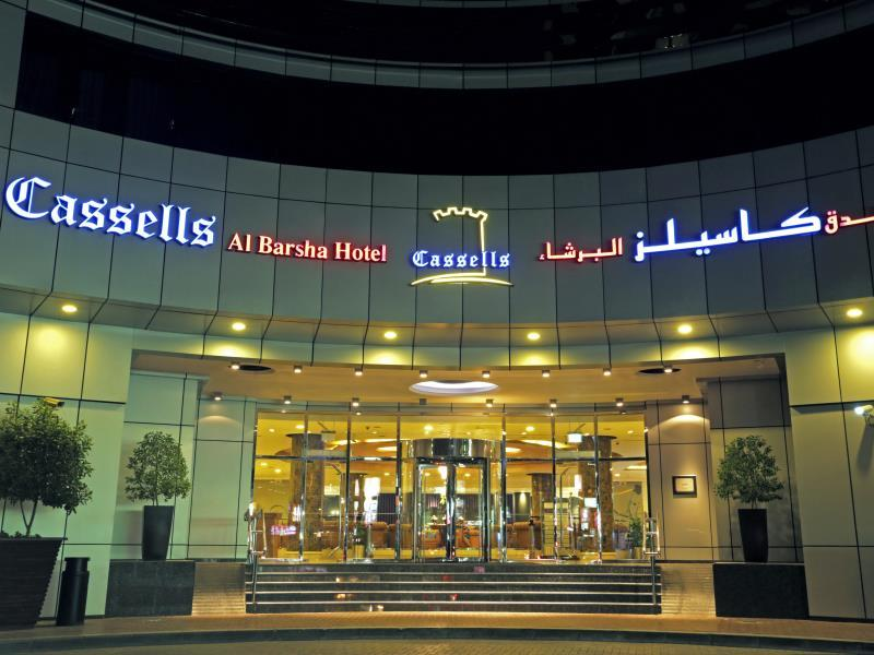 Policies of Cassells Al Barsha Hotel