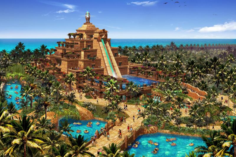 Atlantis Aquaventure & The Lost Chambers