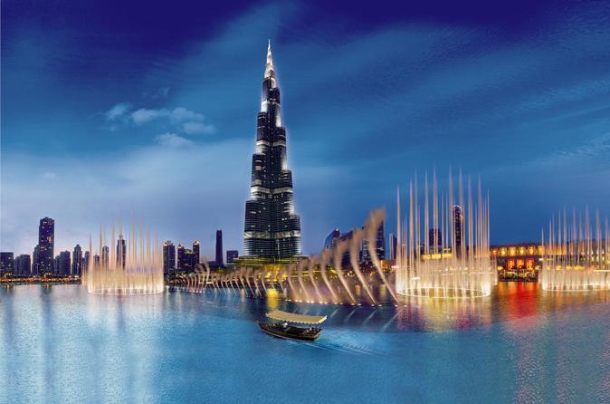 Enjoy Afternoon Tea At Dubais Burj Al Arab Hotel And Experience The Birds Eye Views From Soaring Khalifa On This 5 Hour Dubai City Tour