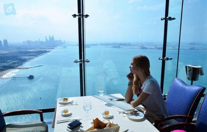 Book Burj Al Arab Breakfast At Sahn Eddar