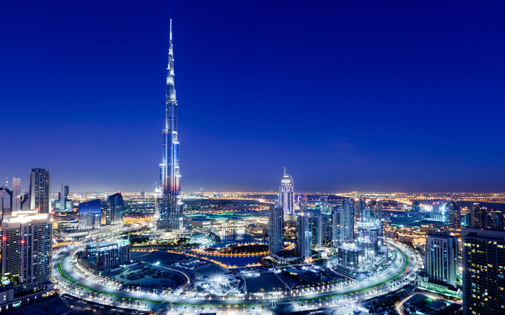 Burj Khalifa + Dubai City Tour
